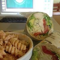 Photo taken at California Chicken Café by Casey M. on 7/23/2013