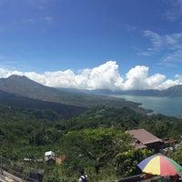 Photo taken at Batur View Spot by 絶対永久皇帝 ★. on 8/8/2016