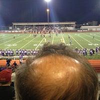 Photo taken at Sunset Stadium by Joel B. on 11/10/2012
