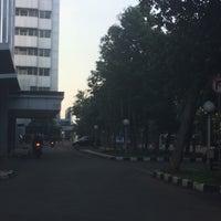 Photo taken at Badan Pemeriksa Keuangan (BPK) RI by Carla S. on 3/12/2016