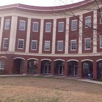 Photo taken at Longwood University by Copeland C. on 3/22/2014