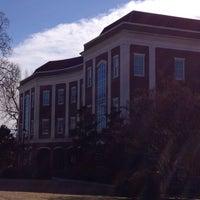 Photo taken at Longwood University by Copeland C. on 2/22/2014