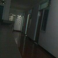 Photo taken at Hotel Teratai Mas by Andra W. on 10/10/2012