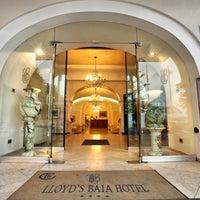 Photo taken at Lloyd's Baia Hotel by Lloyd's Baia Hotel on 2/17/2016