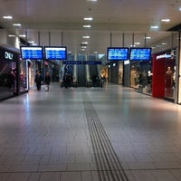 Photo taken at Wien Westbahnhof by Giorgia on 3/10/2013