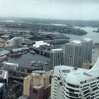 Photo taken at Meriton Serviced Apartments by Rinto M. on 11/28/2012
