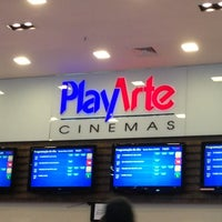 Foto tirada no(a) PlayArte Cinemas por Douglas d. em 7/12/2013
