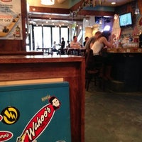 Photo taken at Wahoo's Tacos & More by Robbie B. on 9/29/2012