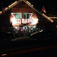 Photo taken at Red Barn by britt on 2/25/2014