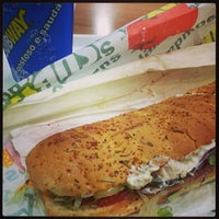 Photo taken at Subway by Flavio S. on 5/30/2013