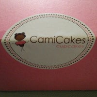 Photo taken at CamiCakes by Ashbeezy B. on 10/31/2012