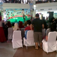 Photo taken at Mall Panakkukang by A.Ulfa Irna J. on 1/27/2013