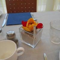 Photo taken at Hotel Fiera by Sergey L. on 1/8/2014