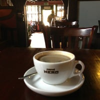 Photo taken at Caffè Nero by Rob R. on 6/26/2013