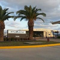 Photo taken at Atlantic Aviation (HOU) by Christopher E. on 5/24/2013