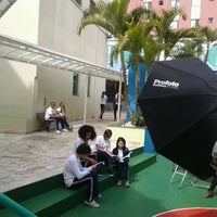 Photo taken at Colegio COC by Mario V. on 8/11/2013