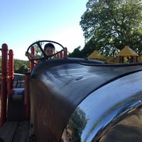 Photo taken at Barton Springs Playground by Eric F. on 5/5/2013