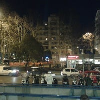 Photo taken at Piazza Bologna by Domenico G. on 2/6/2013