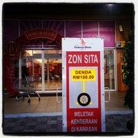Photo taken at AEON Bandaraya Melaka Shopping Centre by Rizalku on 1/10/2013