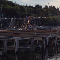 Photo taken at Seattle Yacht Club by Bruce P. on 5/2/2014