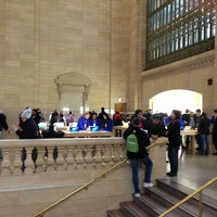 Photo taken at Apple Grand Central by Irina S. on 3/23/2013