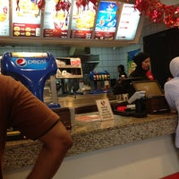 Photo taken at KFC by Juleana A. on 8/27/2013