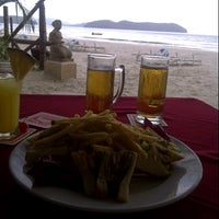 Photo taken at Bistro@Garden Beach Resort by Margret L. on 9/21/2012
