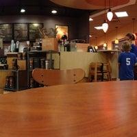Photo taken at Starbucks by Mojo T. on 9/28/2012
