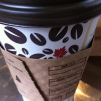 Photo taken at Second Cup by John G. on 10/13/2012