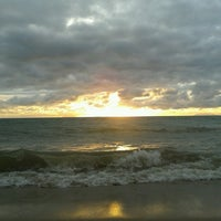 Photo taken at Pantai Sambolo by Giffa A. on 3/31/2013