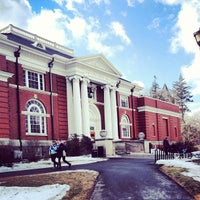 Photo taken at Hamilton Smith Hall by UNH Students on 2/6/2013