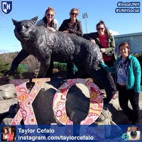 Photo taken at Memorial Field by UNH Students on 4/28/2014