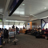 Photo taken at Gate 14 by Kenneth on 3/3/2013