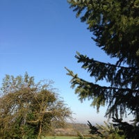 Photo taken at Fordcombe Village by Richard T. on 11/7/2012