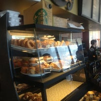 Photo taken at Starbucks by Arthur F. on 1/13/2013