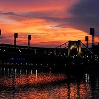 Photo taken at PNC Park by Tony S. on 5/17/2013