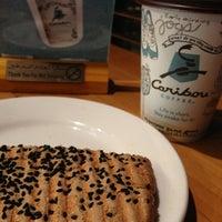 Photo taken at Caribou Coffee by Abdulaziz on 1/21/2013