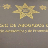Photo taken at Colegio de Abogados de Lima by Katherine R. on 3/2/2016