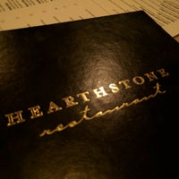 Photo taken at Hearthstone Restaurant by Paul T. on 3/6/2016