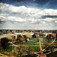 Photo taken at The Ohio State University by Matthew S. on 4/9/2013