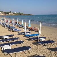 Photo taken at Iakinthos Resort by Винский С. on 9/10/2012