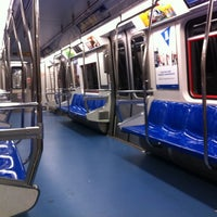 Photo taken at 33rd St PATH Station by Andrew G. on 7/7/2011