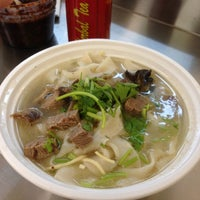 Photo taken at Lamb Noodle Soup by Frank C. on 5/8/2013
