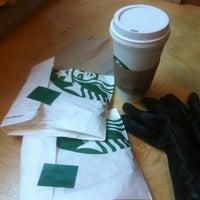 Photo taken at Starbucks by Eldar K. on 3/4/2013