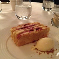 Photo taken at The Savoy Grill by Fabienne H. on 7/4/2013