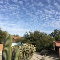 Photo taken at Canyon Ranch in Tucson by Diane P. on 12/28/2015