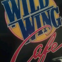 Photo taken at Wild Wing Cafe by Michi E. on 1/5/2013