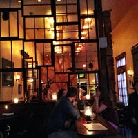 Photo taken at Atchafalaya Restaurant by Hannah K. on 7/29/2013