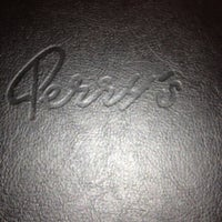 Photo taken at Perry's Steakhouse and Grille by Tanya T. on 1/13/2013