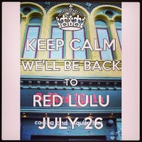 Photo taken at Red Lulu Cocina & Tequila Bar by MrLicky V. on 7/16/2013